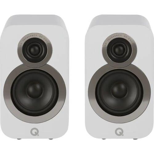 Q Acoustics 3010i Weiß (pro Paar) HiFi-Lautsprecher