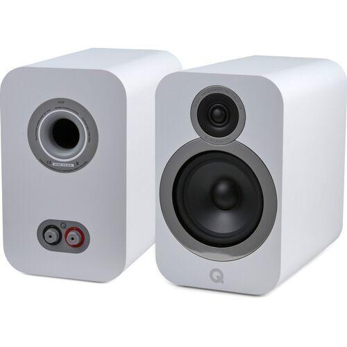 Q Acoustics 3030i Weiß (pro Paar) HiFi-Lautsprecher