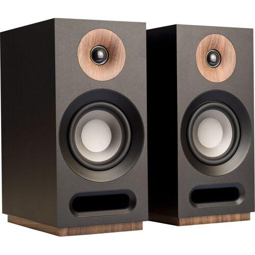 Jamo S 803 Regallautsprecher Schwarz (pro Paar) HiFi-Lautsprecher