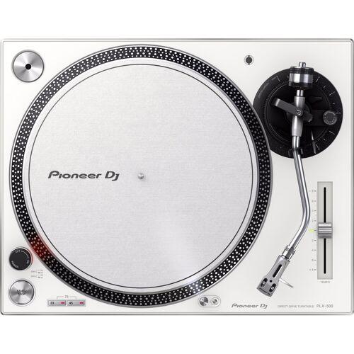 Pioneer PLX-500 Weiß DJ-Plattenspieler