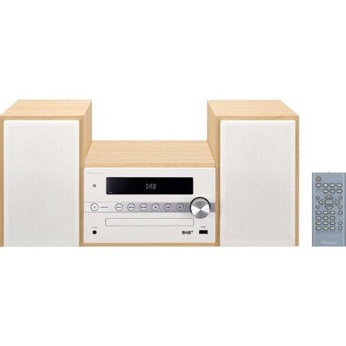 Pioneer X-CM56D Weiß Stereoanlage