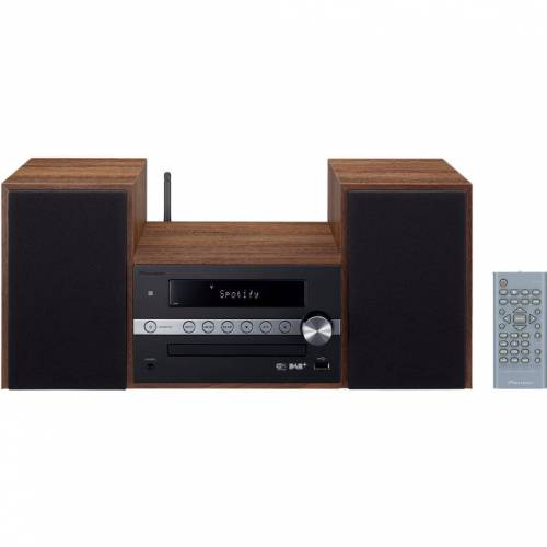 Pioneer X-CM66 Schwarz Stereoanlage