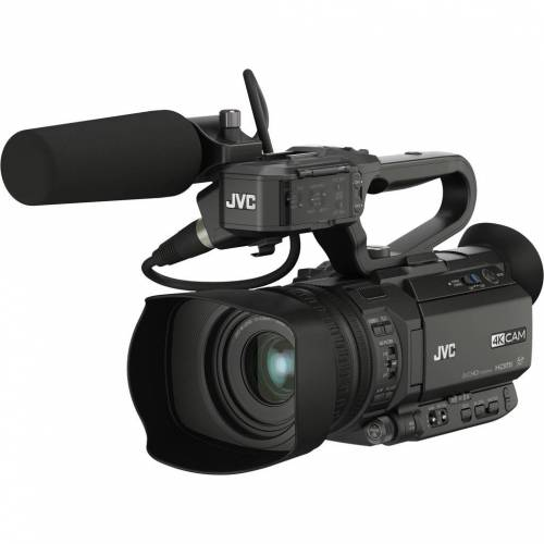 JVC GY-HM250E Camcorder