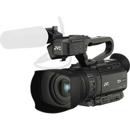 JVC GY-HM170E + Handel Camcorder