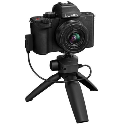 Panasonic Lumix G100 + 12-32 mm f/3.5-5.6 ASPH Mega O.I.S. + Stativ