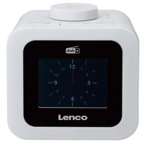 Lenco CR-620WH Wecker