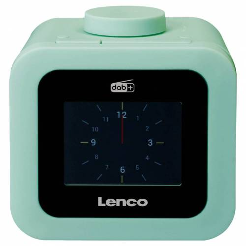 Lenco CR-620GN Wecker
