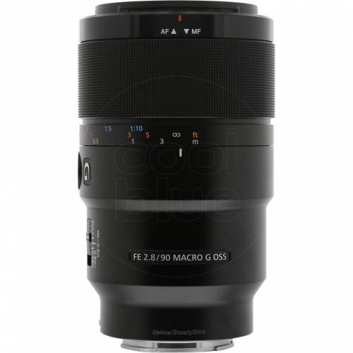 Sony FE 90 mm f/2,8 Makro G OSS Kameraobjektiv