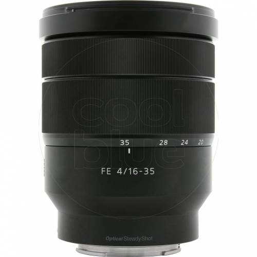Sony Vario-Tessar T* 16-35mm f/4 ZA OSS FE Kameraobjektiv