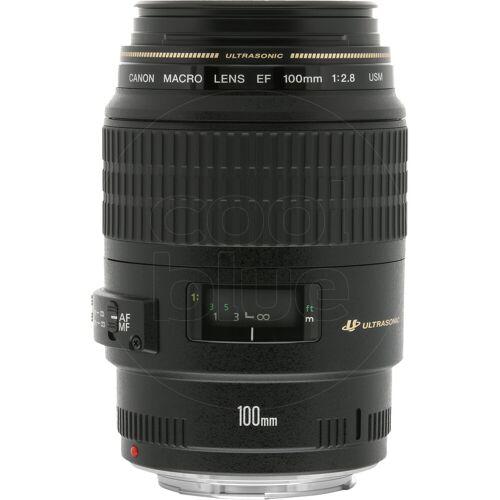 Canon EF 100 mm f/2,8 Makro USM Kameraobjektiv