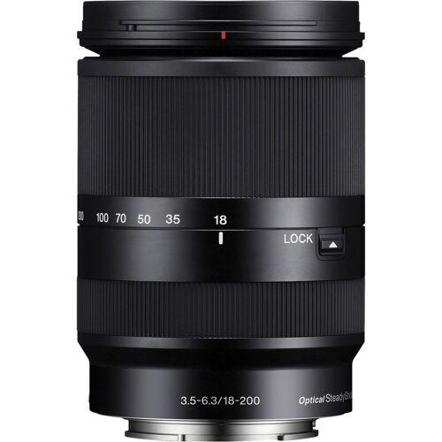 Sony E 18-200 mm f/3,5-6,3 OSS LE Kameraobjektiv