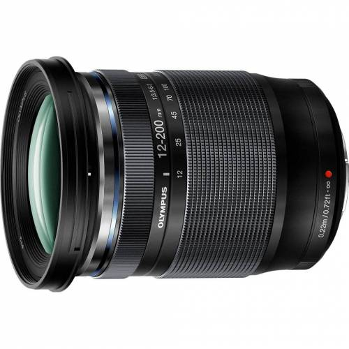Olympus M.Zuiko Digital ED 12-200 mm f/3.5-6.3 Kameraobjektiv