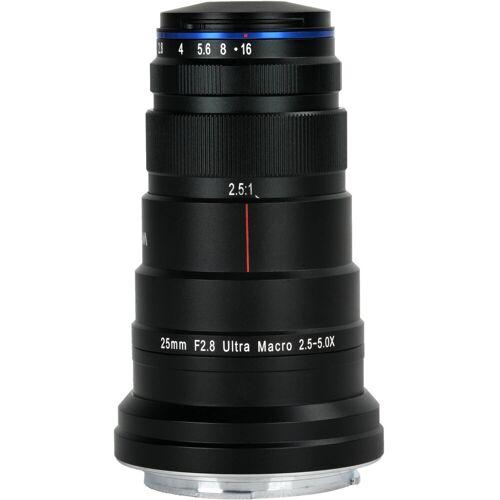 Laowa Venus LAOWA 25mm f/2.8 2.5-5x Ultra-Makroobjektiv Canon RF