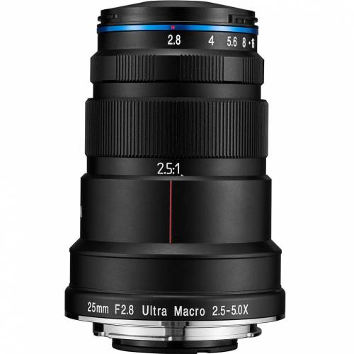 Laowa Venus LAOWA 25mm f/2.8 2.5-5x Ultra-Makroobjektiv Sony FE
