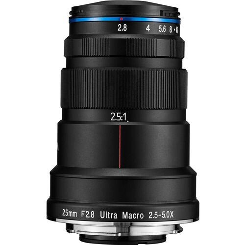 Laowa Venus LAOWA 25mm f/2.8 2.5-5x Ultra-Makroobjektiv Nikon F