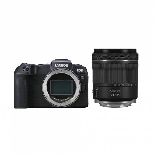 Canon EOS RP + RF 24-105 mm f/4-7.1 IS STM Systemkamera