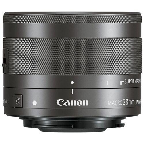 Canon EF-M 28 mm f/3,5 IS STM Makro Kameraobjektiv