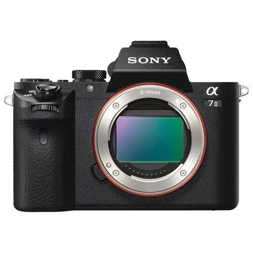 Sony A7 II Body Systemkamera