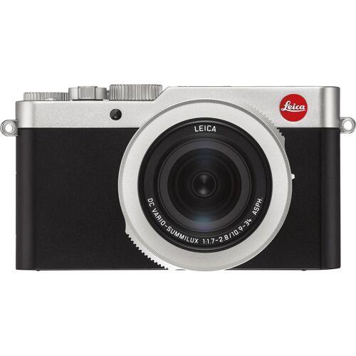 Leica D-Lux 7 Silber Kompaktkamera