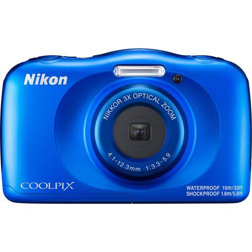 Nikon Coolpix W150 Blau Kompaktkamera