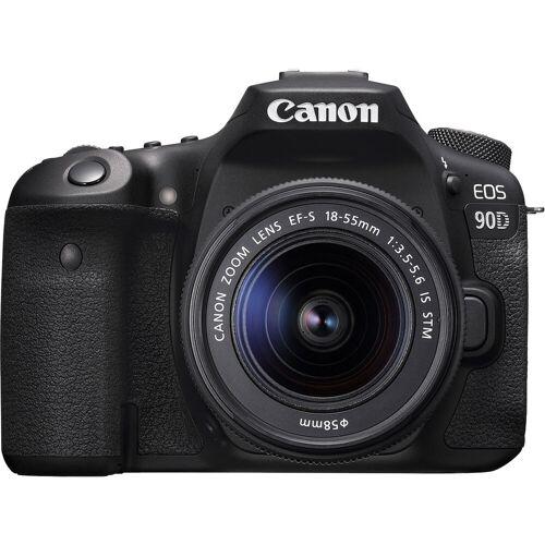 Canon EOS 90D + EF-S 18-55mm f/3.5-5.6 IS STM Spiegelreflexkamera
