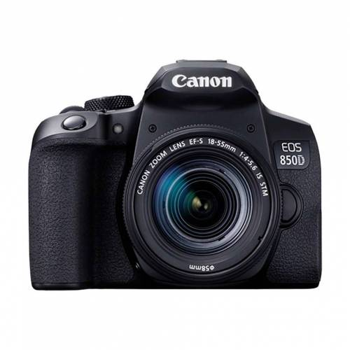 Canon EOS 850D + 18-55mm f/4-5.6 IS STM Spiegelreflexkamera