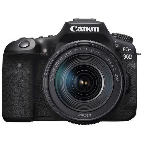 Canon EOS 90D + EF-S 18-135 mm f/3.5-5.6 IS USM Spiegelreflexkamera