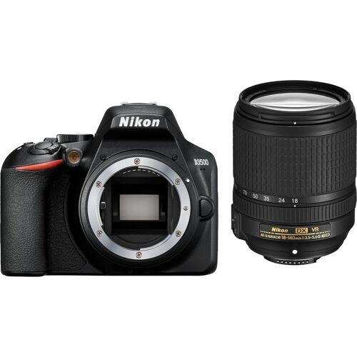 Nikon D3500 AF-S DX 18-140 f/3.5-5.6G ED VR Spiegelreflexkamera
