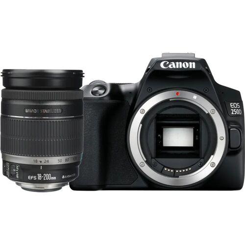Canon EOS 250D + EF-S 18-200mm f/3.5-5.6 IS Spiegelreflexkamera