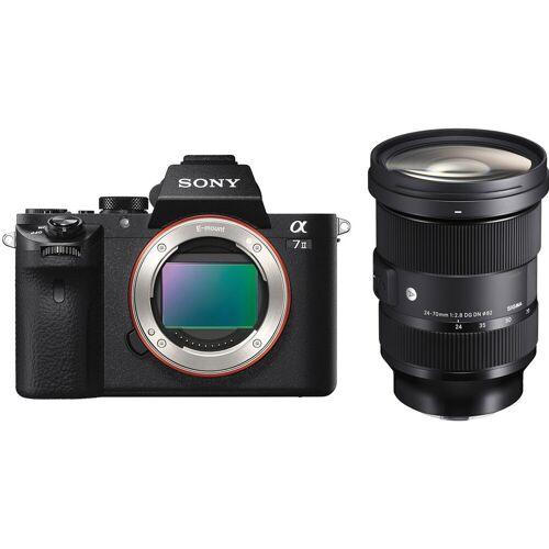 Sony A7 II + Sigma 24-70 mm f/2.8 Systemkamera
