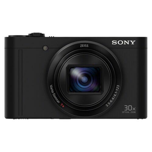 Sony CyberShot DSC-WX500 Schwarz Kompaktkamera