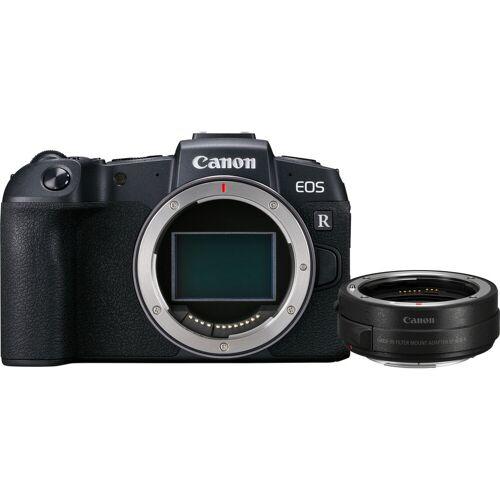 Canon EOS RP Body + EF-EOS R Adapter Systemkamera