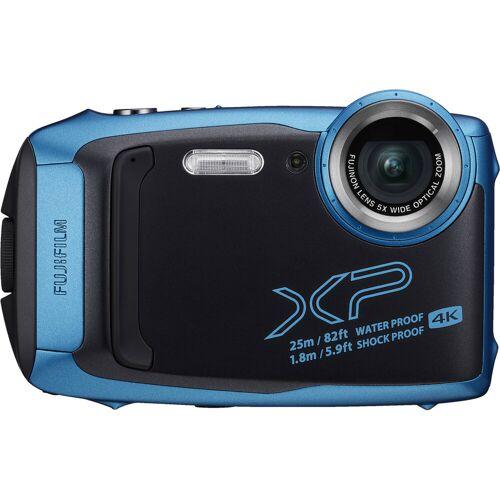 Fujifilm FinePix XP140 Blau Kompaktkamera