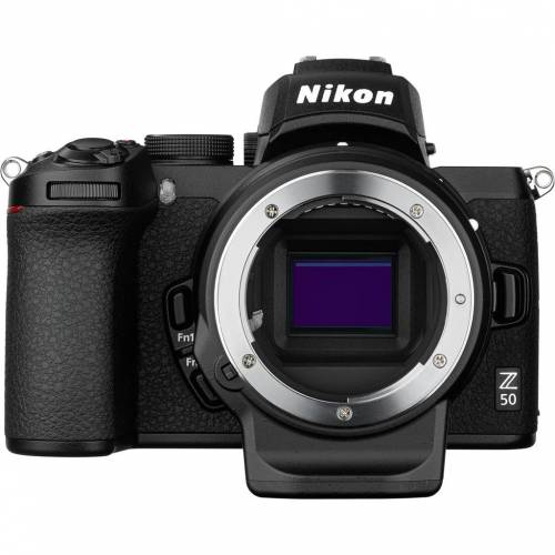 Nikon Z50 + FTZ Adapter Kit Systemkamera