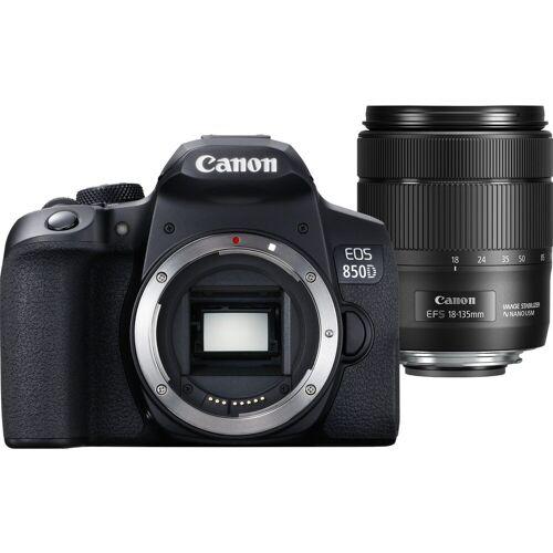 Canon EOS 850D + 18-135mm f/3.5-5.6 IS USM Spiegelreflexkamera
