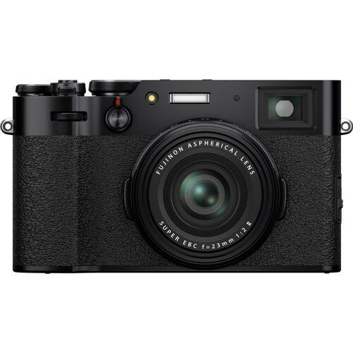 Fujifilm X100V Schwarz Kompaktkamera