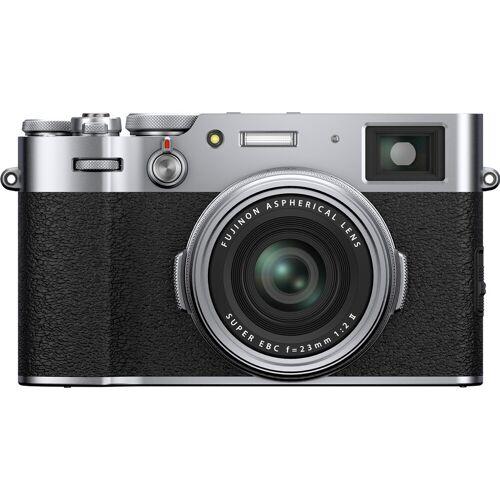 Fujifilm X100V Silber Kompaktkamera