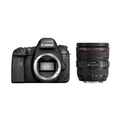 Canon EOS 6D Mark II + EF 24-70 mm f/4 L IS Spiegelreflexkamera