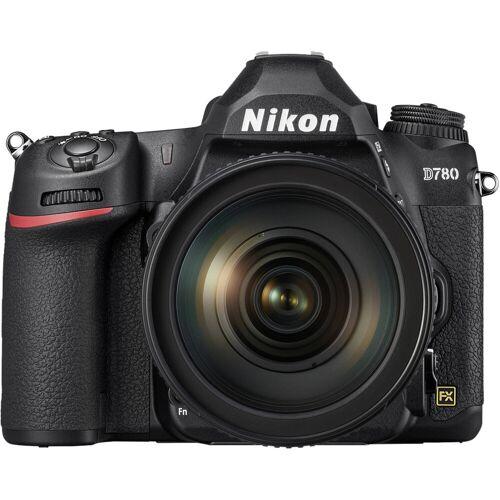 Nikon D780 + AF-S 24-120mm f/4 VR Spiegelreflexkamera