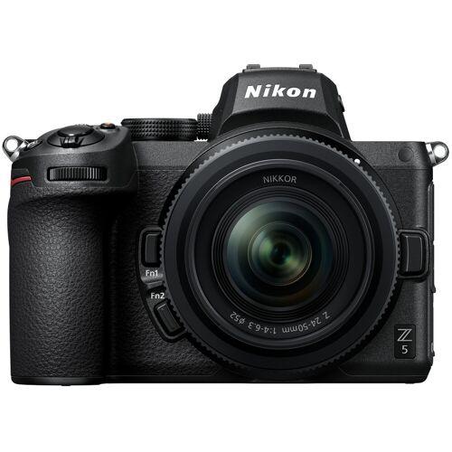 Nikon Z5 + Nikkor Z 24-50mm f/4-6.3 Systemkamera