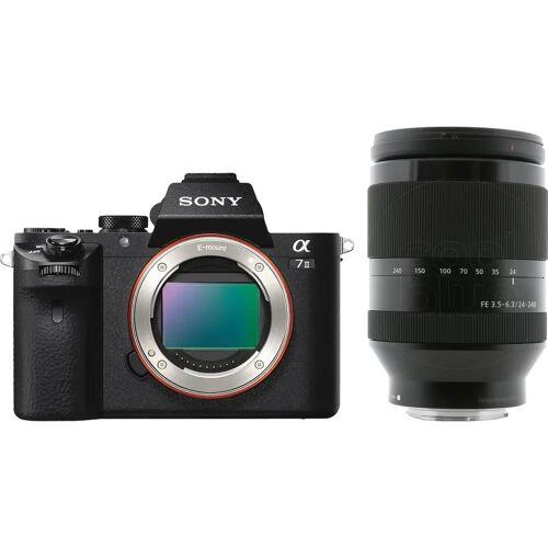 Sony A7 II + FE 24¿240 mm f/3.5-6.3 OSS Systemkamera