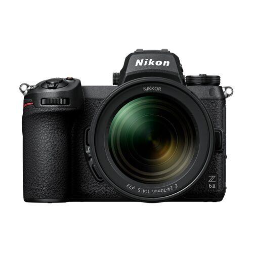 Nikon Z6 II + Nikkor Z 24-70 mm f/4 S Systemkamera