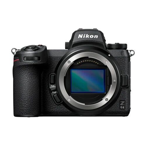 Nikon Z6 II + FTZ Adapter Systemkamera