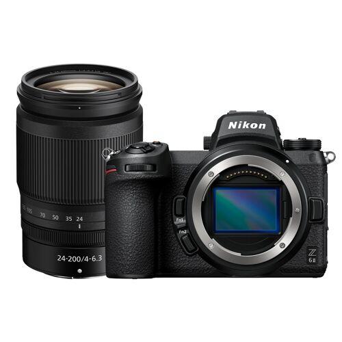 Nikon Z6 II + Nikkor Z 24-200 mm f/4-6.3 VR Systemkamera