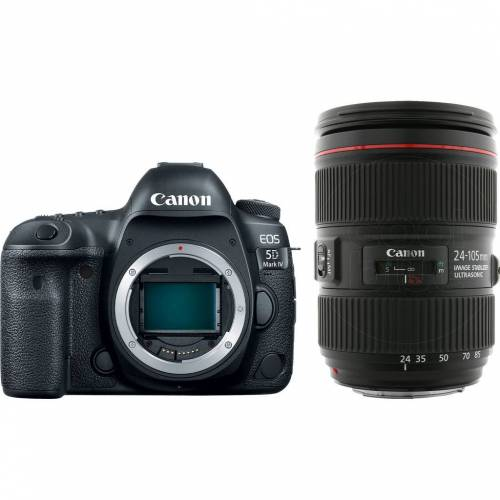Canon EOS 5D Mark IV + EF 24-105 mm f/4L IS II USM Spiegelreflexkamera