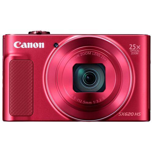 Canon Powershot SX620 HS Rot Kompaktkamera