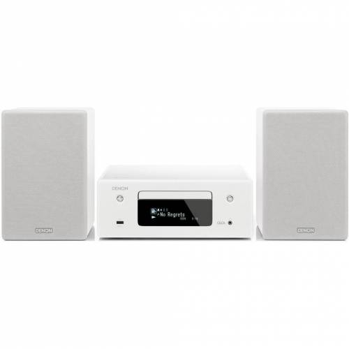 Denon CEOL N10 Weiß Stereoanlage