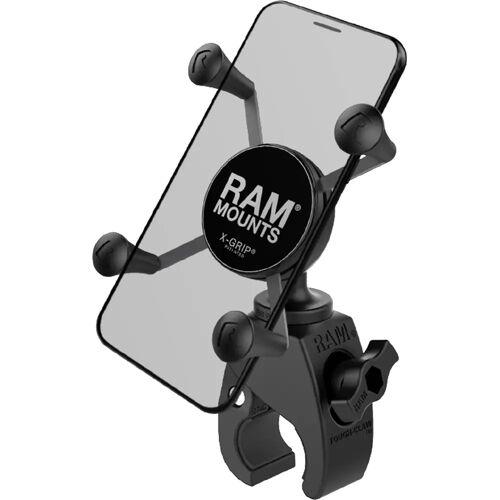 RAM Mounts Universal-Telefonhalter Motorradlenker Tough-Claw Klein