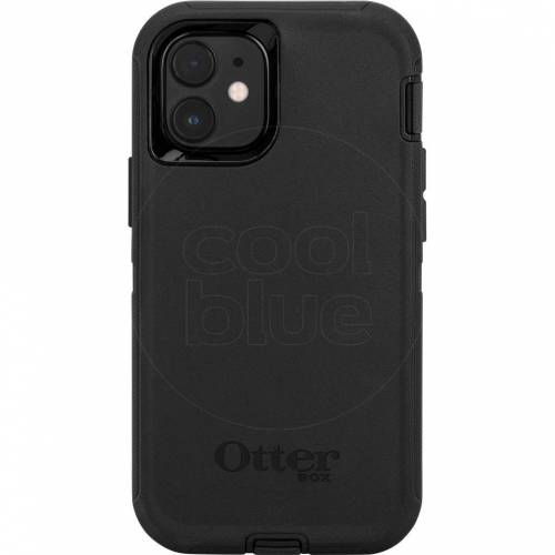Otterbox Defender Apple iPhone 12 Mini Backcover in Schwarz Handyhülle