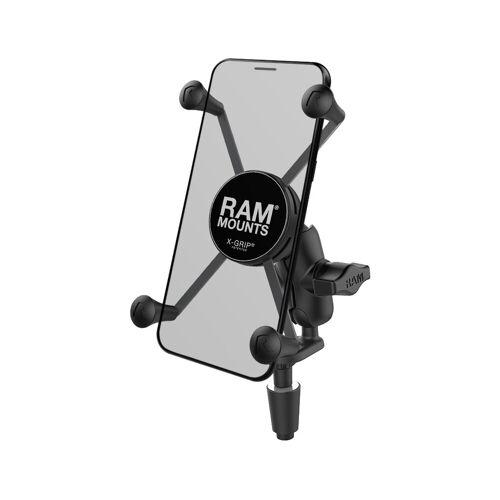 RAM Mounts Universal-Telefonhalter Motorradlenker U-Bolt Groß